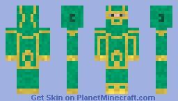 KickAss Minecraft Skin