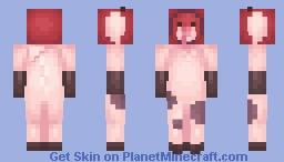 Kikurage Minecraft Skin