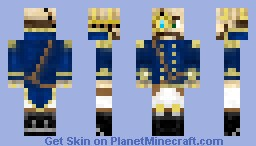 Colonel Reginald Wainberg Kilbourne III Minecraft Skin