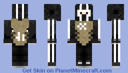 Killa (Escape from Tarkov) Minecraft Skin