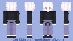 Killua Zoldyck - Hunter x Hunter - Minecraft Skin