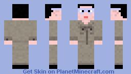 Kim Jong Il Minecraft Skin