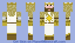 King Arthur (monty python and the holy grail) Minecraft Skin