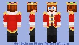 King Brogo Minecraft Skin