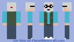 George From Call of The Dead (Call Of Duty) Minecraft Skin