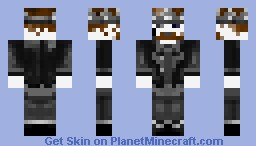 Awesome King Minecraft Skin