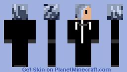Zexion Minecraft Skin