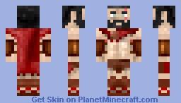 King Leonidas Minecraft Skin