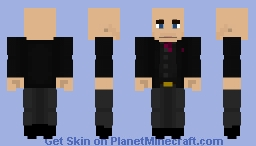 Kingpin (Marvel's Spider-Man (PS4)) Minecraft Skin