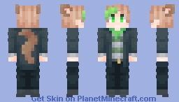 - Original Character: Kio - Minecraft Skin