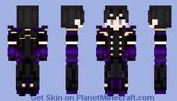 Request ~ Something Kirito?⚔ Minecraft Skin