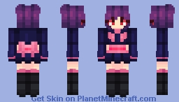   Weeping Dreams   ~* Marma *~ Skinfight Minecraft Skin
