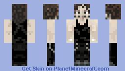 Commission : Kirk Hammet for that_tyler_guy Minecraft Skin