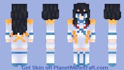 Kiryūin Satsuki from kill la kill Minecraft Skin