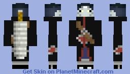 Kisame Hoshigaki: Naruto Shippuden (#0357) Minecraft Skin