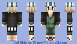Kisuke Urahara | Bleach Minecraft Skin