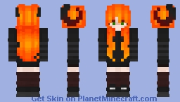 Anisa Minecraft Skin