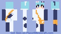Kitty Sig (Puyo Puyo) Minecraft Skin