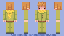 the little prince Minecraft Skin
