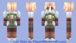 Young Knight Minecraft Skin