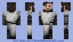 Robed Templar Knight Minecraft Skin