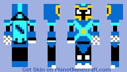 Knight Man Minecraft Skin
