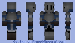 Swordsman Minecraft Skin