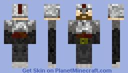 Knight of Adventure (My Skin) Minecraft Skin
