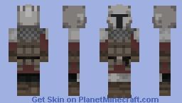 Redmond Knight Minecraft Skin