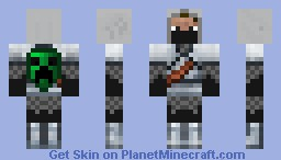 Knight Of MineCraft Minecraft Skin