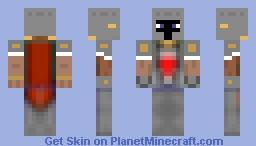 Templar Knight Minecraft Skin