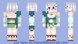 Kokkoro (コッコロ) Minecraft Skin