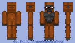 Kong Minecraft Skin