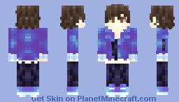 🐬𝒦𝑜𝓇𝑒𝒶𝓃 𝒟𝓊𝒹𝑒🐬 Minecraft Skin