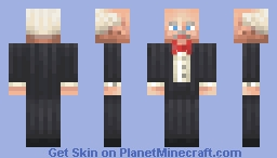 Janusz Korwin-Mikke Minecraft Skin