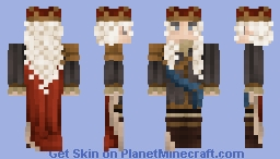 Emperor Philip II [LotC] Minecraft Skin