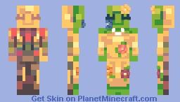 Wollam Minecraft Skin