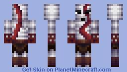 Kratos [200 subscribers] Minecraft