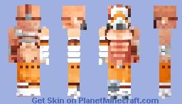Krieg (& VARIATIONS) Minecraft Skin