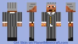 Godfather Minecraft Skin