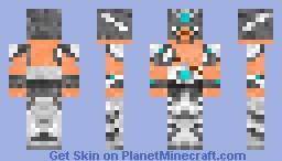 Tryndamere Minecraft Skin