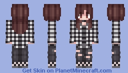 Kuroi / Request Minecraft Skin