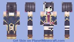 Kyaru (キャル) Minecraft Skin