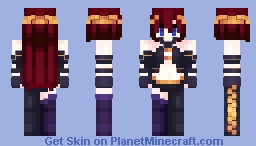 💀 Kyla 💀 Minecraft Skin