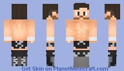 TIGHTZ   Kyle O'Reilly   WWE NXT Minecraft Skin