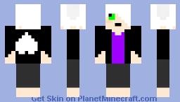 azrael Minecraft Skin