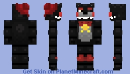 Lefty (FNaF 6) Minecraft Skin