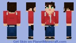 Left 4 Dead - Zoey Minecraft Skin