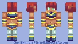 Gerudo Minecraft Skin