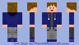 new lampylow Minecraft Skin